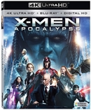 X-Men: Apocalypse 4K Blu-ray (Rental)