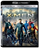 X-Men Days of Future Past 4K UHD Blu-ray (Rental)