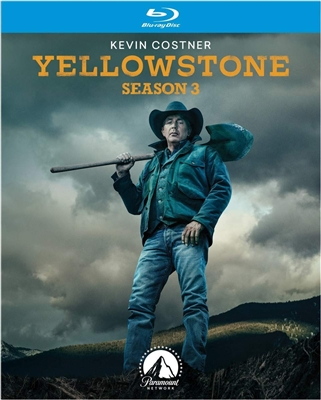 (Releases 2020/12/08) Yellowstone Season 3 Disc 1 Blu-ray (Rental)