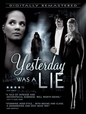 Yesterday Was A Lie 10/19 Blu-ray (Rental)