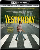 (Pre-order - ships 09/24/19) Yesterday 4K UHD 08/19 Blu-ray (Rental)