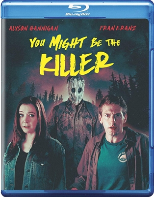 You Might Be The Killer 01/19 Blu-ray (Rental)