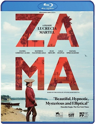 Zama 07/19 Blu-ray (Rental)