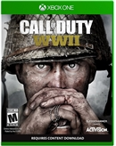 Call of Duty WWII Xbox One Blu-ray (Rental)