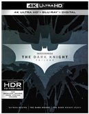 Dark Knight Rises 4K UHD Blu-ray (Rental)