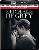 Fifty Shades of Grey 4K UHD Blu-ray (Rental)