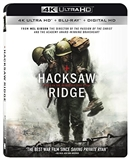 Hacksaw Ridge 4K UHD 01/17 Blu-ray (Rental)