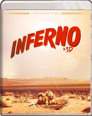 Inferno 3D Blu-ray (Rental)