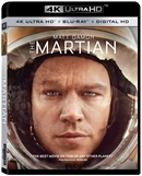 Martian 4K UHD Blu-ray (Rental)