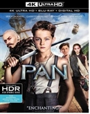 Pan 4K UHD Blu-ray (Rental)