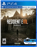 Resident Evil 7: Biohazard VR PS4 Blu-ray (Rental)