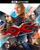 xXx: Return of Xander Cage 4K UHD Blu-ray (Rental)