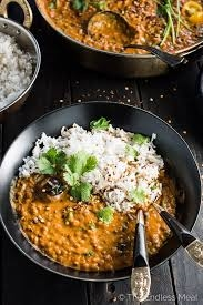 Lentil Coconut Curry