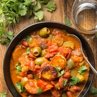 Sweet and Smokey Plantain Stew