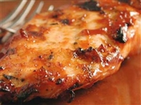 Honey BBQ Grilled Chicken Thighs