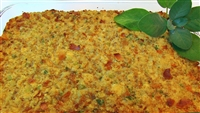 Sage, Sausage and Cornbread Stuffing
