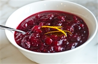Cranberry Apple compote