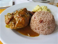 Belizean Chicken LOW CARB