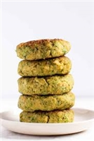 Broccoli Quinoa Cakes