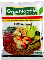 GreeNoodle with Tom Yum Soup (12 Count)