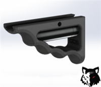 Battery Rail Grip