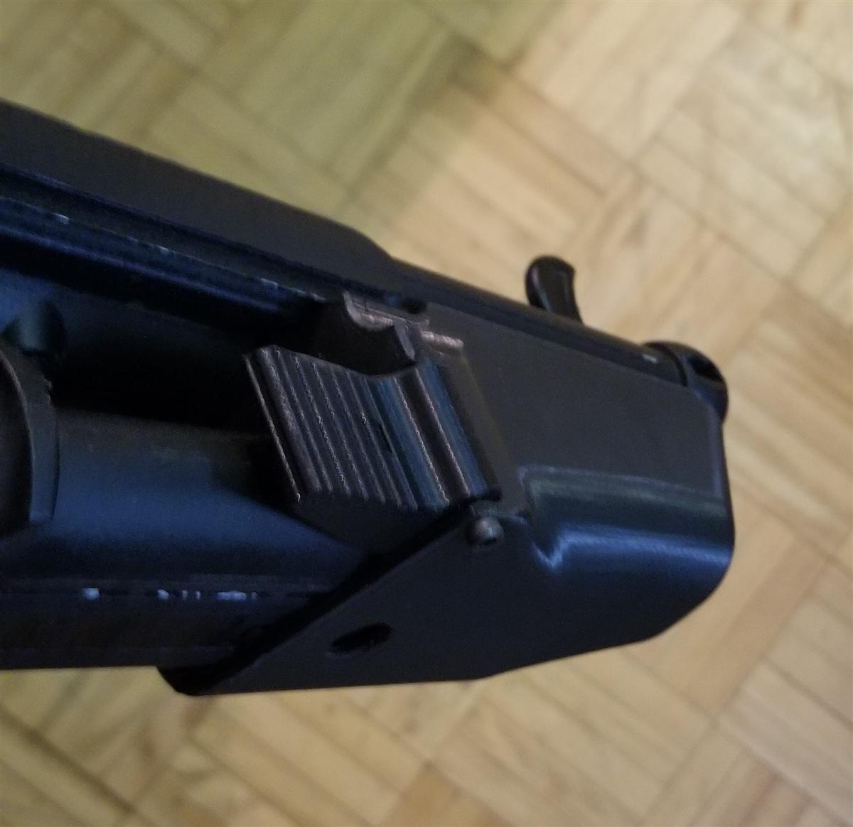 Tippmann A5 Magwell Adapter - TIPX / ZETA