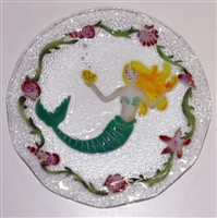 12 inch Mermaid Platter