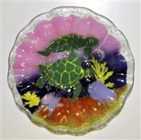 7 inch Sea Turtle Bowl