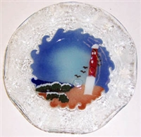 9 inch Barnegat Lighthouse Bowl