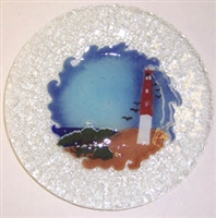 9 inch Barnegat Lighthouse Plate