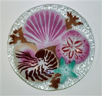 9 inch Sea Shell Plate