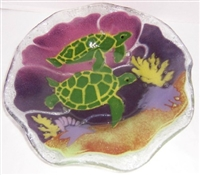 9 inch Sea Turtle Bowl
