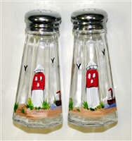 Barnegat Lighthouse Salt and Pepper Shakers
