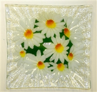 Daisy Small Square Plate