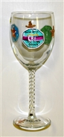 LBI White Wine Glass