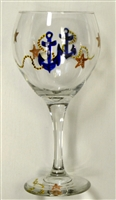 Anchor Red Wine Glass
