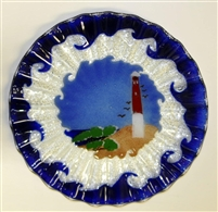 Barnegat Lighthouse 10.75 inch Plate