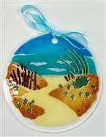 Beach Path Suncatcher