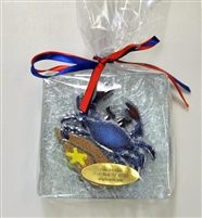 Blue Claw Crab Coasters