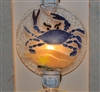 Blue Claw Crab Nightlight