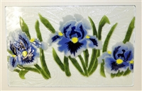 Blue Iris Small Tray (Insert Only)