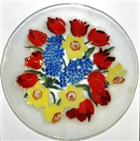 Bold Spring Floral 15 inch Bowl