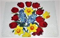 Bold Spring Floral Large Tray (Insert Only)