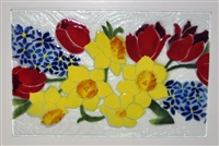 Bold Spring Floral Small Tray (Insert Only)