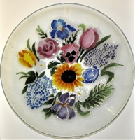 Flower Bouquet 15 inch Bowl