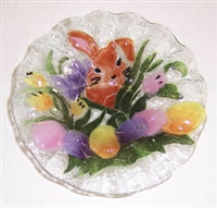 Brown Bunny 7 inch Bowl