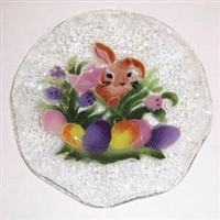 Brown Bunny 9 inch Bowl