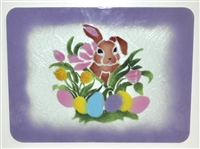 Brown Bunny Large Tray (Insert Only)