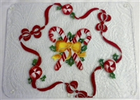 Candy Cane Large Tray (Insert Only)