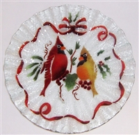 Cardinals 10.75 inch Plate